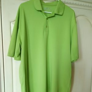 Nike Golf Fit Dry Short Sleeve Shirt